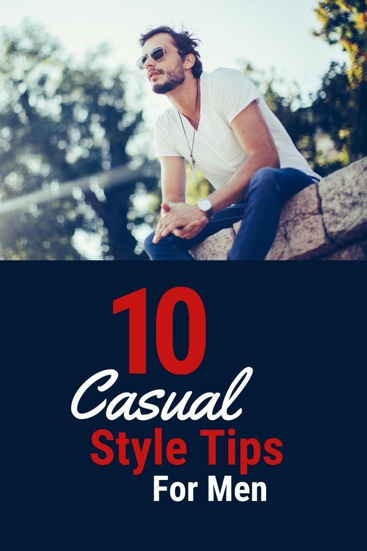 Conseils de style décontracté pour les hommes