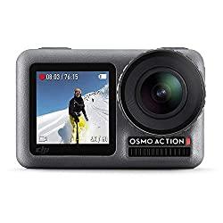 caméra d'action vidéo aventure dji osmo