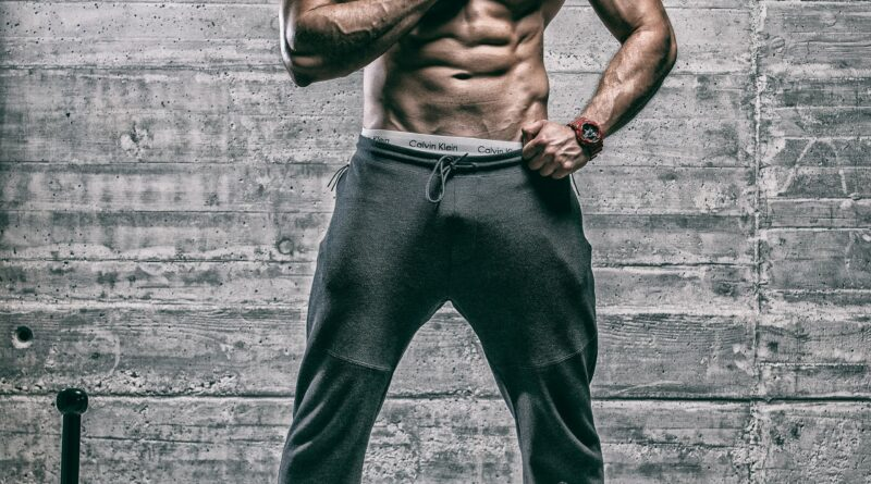 conseils fitness pour les hommes